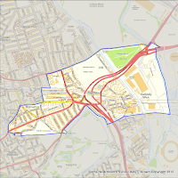 Hackney Wick Map